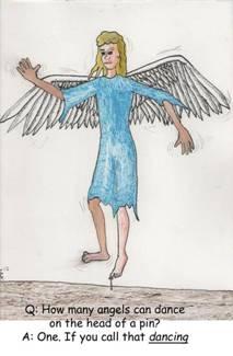 Angels Dancing