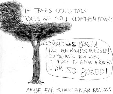 TreeBoredom