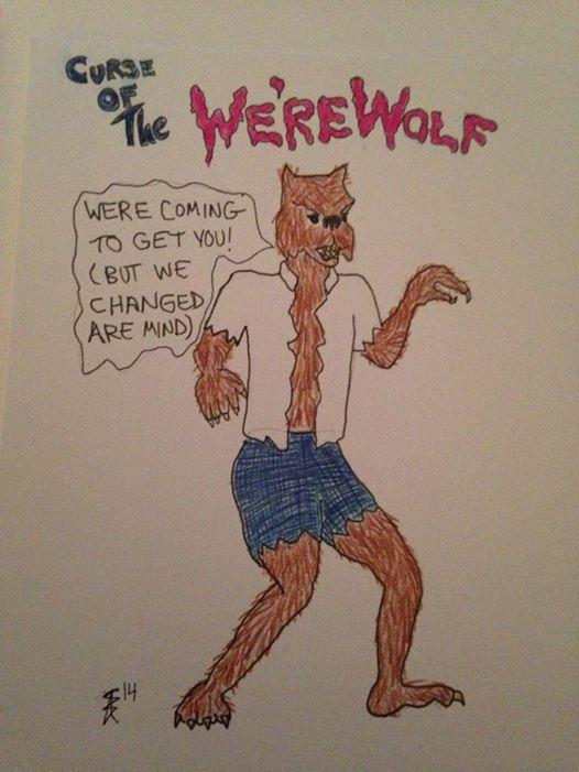 We re wolf