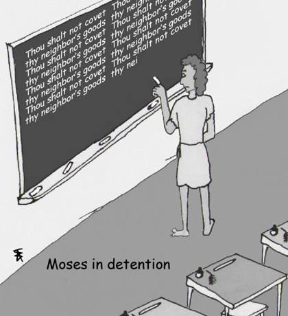 MosesDetention